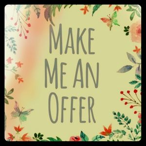 Other - MAKE ME AN OFFER